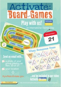 Play Activate Board Games