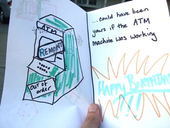 Birthday Card Inside